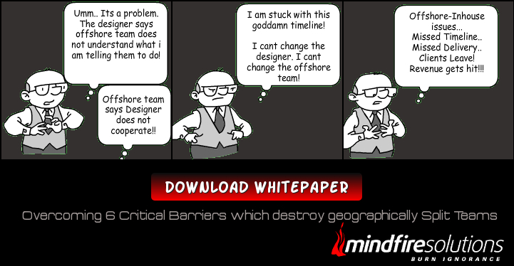 Download Whitepaper - Six Critical Barriers which destroy geographically split teams